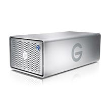 G-Technology 20TB G-RAID 2-Bay Thunderbolt 3 RAID Array Drive $169.96