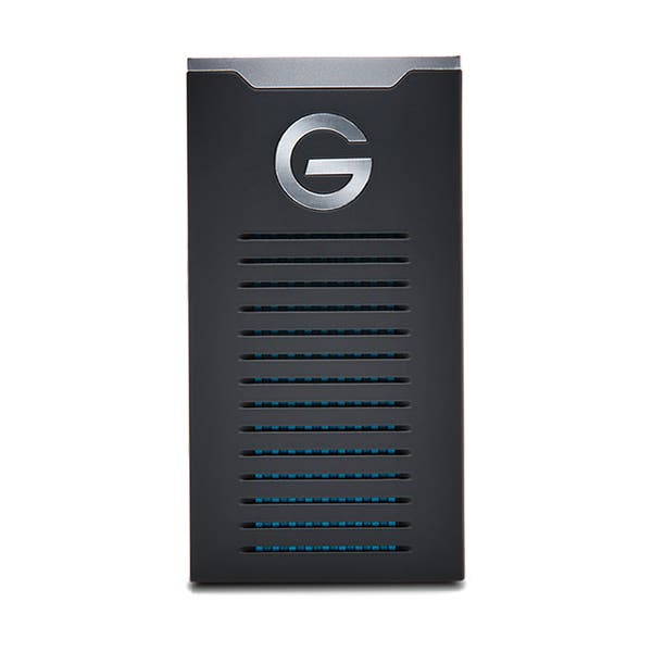 G-Technology 1TB G-Drive R-Series USB 3.1 Type-C mobile SSD