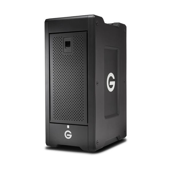 G-Technology 80TB G-SPEED Shuttle XL 8-Bay Thunderbolt 3 RAID Array Drive