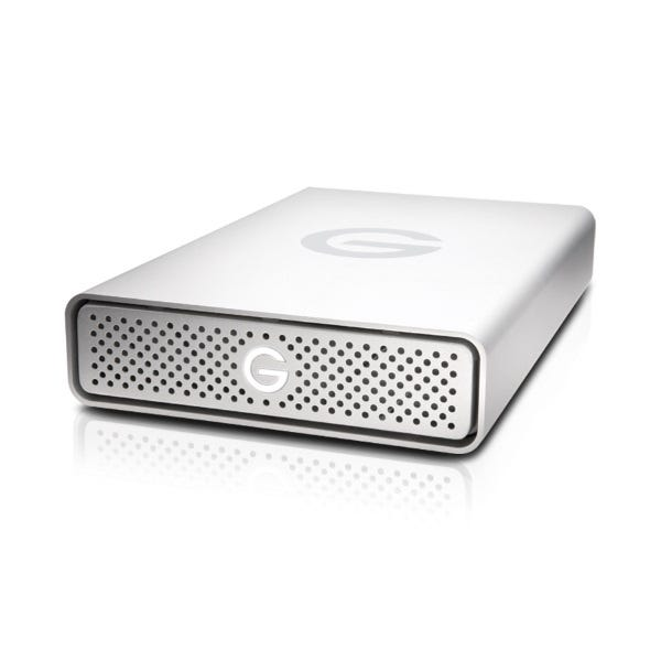 G-Technology 8TB G-DRIVE USB-C External Drive