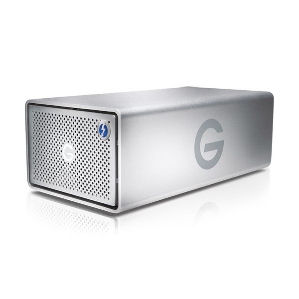 G-Technology 24TB G-RAID 2-Bay Thunderbolt 3 RAID Array Drive