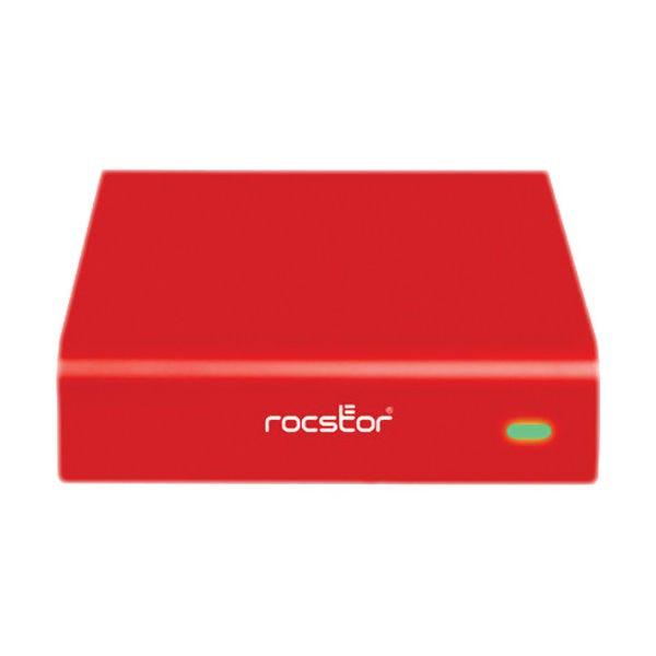 Rocstor Rocpro 900e 4TB Hard Drive - USB 2.0/3.0 FW400/800 -