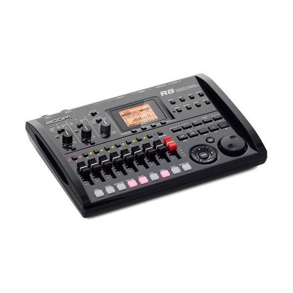 Zoom R8 8-Track Digital Recorder/Interface/Controller/Sampler