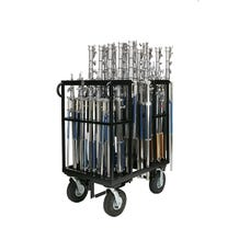 Backstage Combo Stand Cart for Light Stands & Combo Stands
