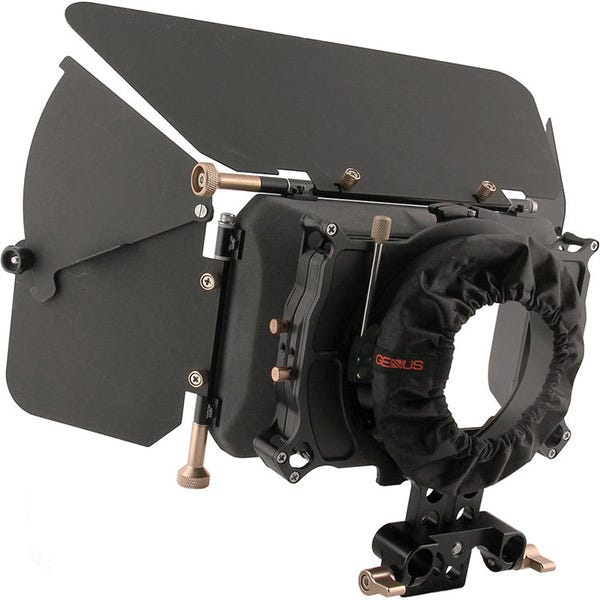 Genus PV Advanced Swing-away Mattebox Kit