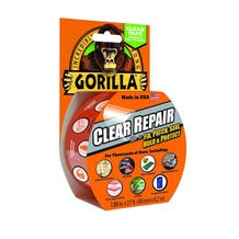 "Gorilla 2"" Clear Repair Tape - Clear"
