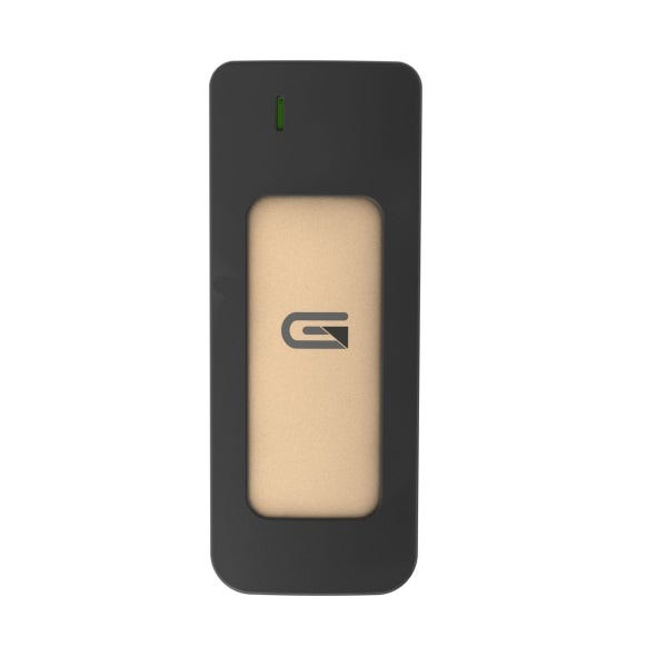 Glyph 275GB Atom External SSD USB 3.1 Type-C - Gold