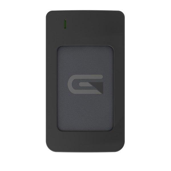 Glyph 2TB Atom RAID USB 3.1 Type-C Portable SSD - Gray