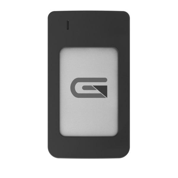 Glyph 2TB Atom RAID USB 3.1 Type-C Portable SSD - Silver