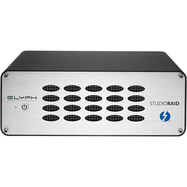 Glyph Technologies 16TB StudioRAID 2-Bay Thunderbolt 2 RAID Array