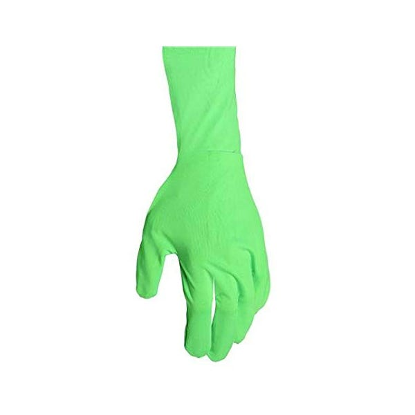 Savage Green Screen Gloves