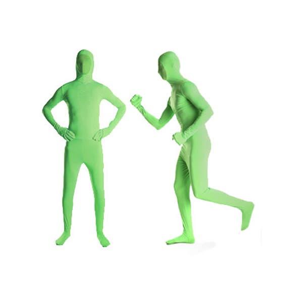 Savage Green Screen Suit