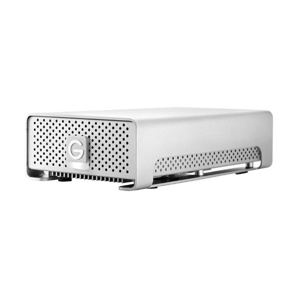 G-Technology 1TB G-RAID mini USB 2.0 Portable Hard Drive Array