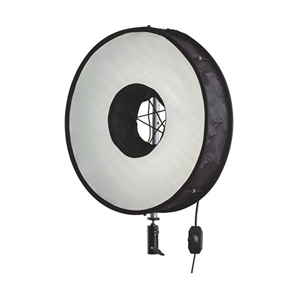 GTX Studio Reflector Collapsible Ring Light Soft Box 120 LED