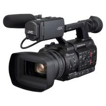 "JVC GY-HC500U Handheld Connected Cam 1"" 4K Professional Camcorder"