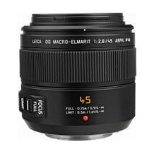 Panasonic Leica DG Macro-Elmarit 45mm f/2.8 ASPH. MEGA O.I.S. Lens
