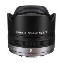 Panasonic Lumix G Fisheye 8mm f/3.5 Lens