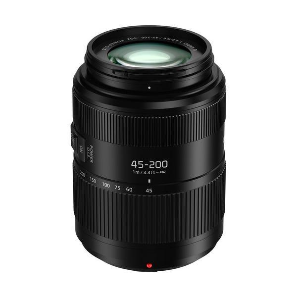 Panasonic Lumix G Vario 45-200mm f/4-5.6 II POWER O.I.S. Lens