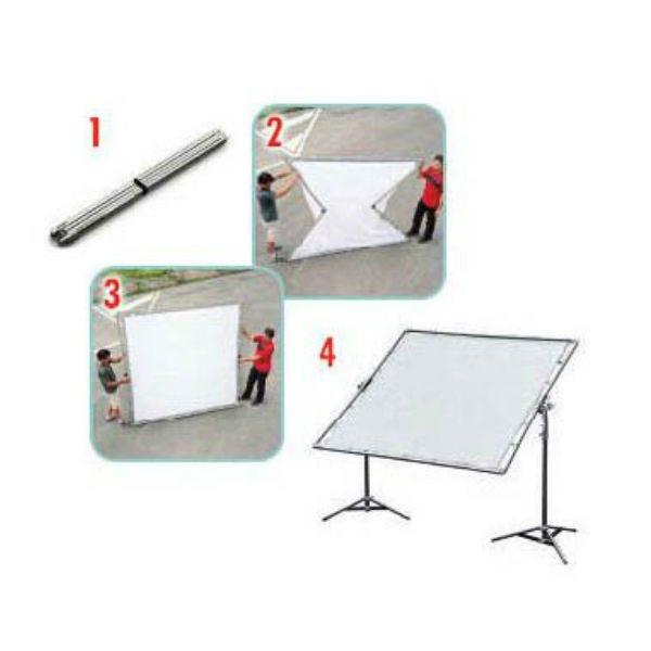Avenger 6 x 6' Modular Fold Away Frame