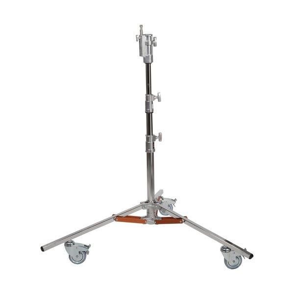 Matthews Studio Equipment 9.5' Junior Rolling Steel Stand - Double Riser