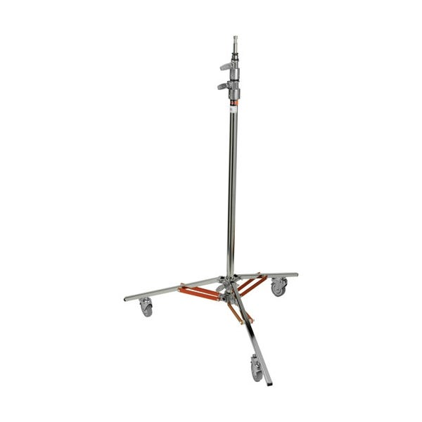 Matthews Studio Equipment 9.6' Baby Jr. Steel Wheeled Stand - Double Riser