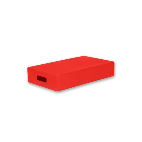 Cherry Box Half- Red