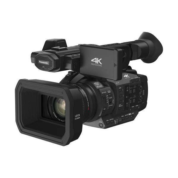 Panasonic HC-X1 Ultra HD 4K Professional Camcorder