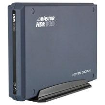 Avastor 10TB HDX Pro USB Type-C External Hard Drive w/ LockBox