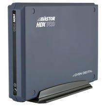 Avastor 0TB HDX Pro USB Type-C External Hard Drive w/ LockBox
