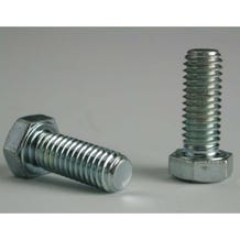 "3/8-16 hex head bolt. 1"" long"