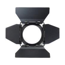 HIVE LIGHTING Barndoors for Hornet 200-C LED Light with Super Spot Reflector