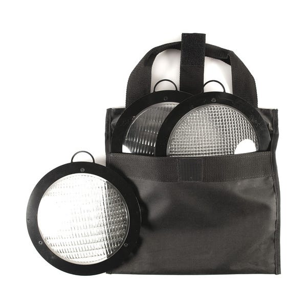 HIVE LIGHTING Glass 3-Lens Set for Hornet 200-C LED Light