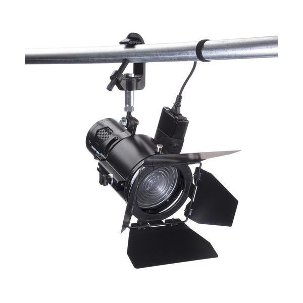 HIVE LIGHTING Wasp 100-C Studio Adjustable Fresnel LED Light - Black