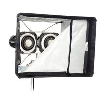 HIVE LIGHTING Hornet 200-C 2-Light Softbox Kit with Flight Case