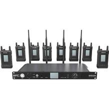 Hollyland SYSCOM 1000T Full duplex Intercom system - 8 Packs