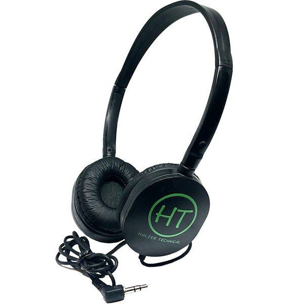 Halter Technical Scene Monitor Headphones