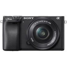 Sony Alpha a6400 Mirrorless Digital Camera w/ 16-50mm Lens