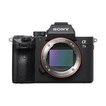 Sony Alpha a7 III Mirrorless Digital Camera - Body Only