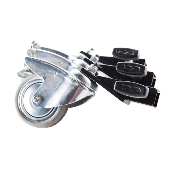 Matthews Studio Equipment Slider Stand Wheel Set #249563