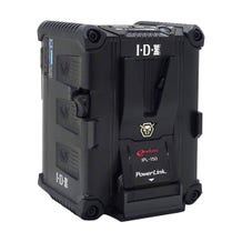 IDX System Technology IPL-150 Powerlink Li-Ion High-Load V-Mount Battery with 143Wh Capacity