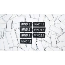English Stix Filter Tags - IRND Set - Black & White