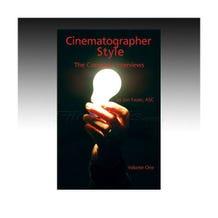 Cinematographer Style Interviews Book