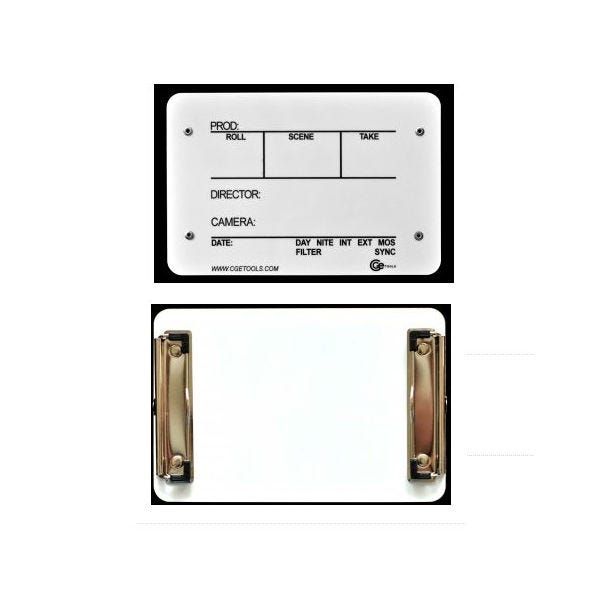 CGE Tools Insert Slate Clipboard