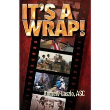 It's a Wrap! Andrew Laszlo, ASC  $23.96