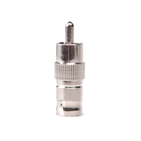 Hosa Technology Female BNC to Male RCA Adapter