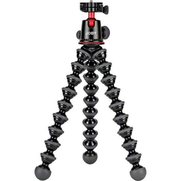 Joby GorillaPod 5K Flexible Mini-Tripod with Ball Head Kit - Black/Charcoal