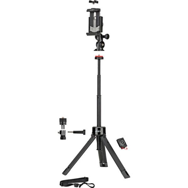 Joby GripTight PRO TelePod - Black/Charcoal