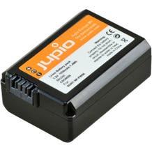 Jupio NP-FW50 Lithium-Ion Battery Pack (7.4V, 1030mAh)