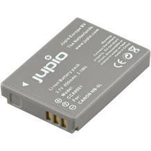 Jupio NB-5L Lithium-Ion Battery Pack (3.7V, 850mAh)