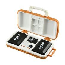 Jupio BatMem Battery and Memory Card Case